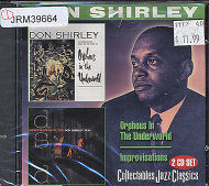 Don Shirley CD