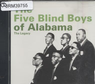 The Five Blind Boys of Alabama CD