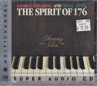George Shearing & Hank Jones CD