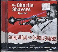Charlie Shavers Quartet CD