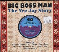 Big Boss Man CD