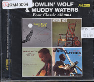 Howlin' Wolf & Muddy Waters CD