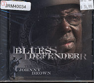 Texas Johnny Brown CD