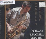 Shawn Maxwell Quartet CD