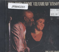 "Etta James / Eddie ""Cleanhead"" Vinson CD"