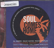 Soul Comes Home CD