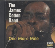 The James Cotton Band CD