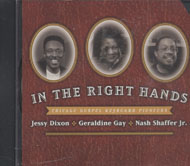 In The Right Hands CD