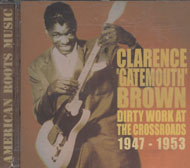 Clarence Brown CD