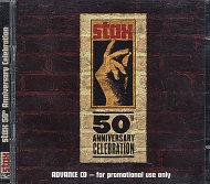 Stax 50th Anniversary Celebration CD