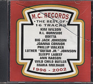 M.C. Records 1996- 2002 CD