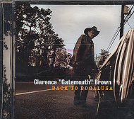 "Clarence ""Gatemouth"" Brown CD"
