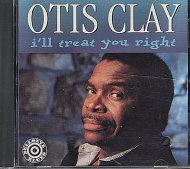 Otis Clay CD
