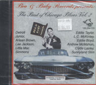 The Best of Chicago Blues Vol. 2 CD