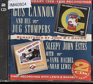 Gus Cannon and his Jug Stompers CD