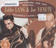 Eddie Lang & Joe Venuti CD