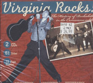 Virginia Rocks! The History of Rockabilly in the Commonwealth CD