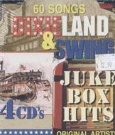Dixieland & Swing: 60 Juke-Box Songs CD