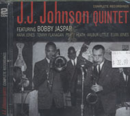 J.J. Johnson Quintet CD