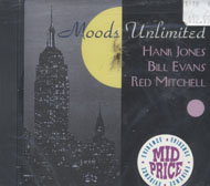 Hank Jones, Bill Evans, Red Mitchell CD