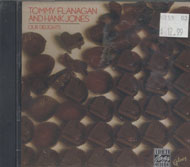Tommy Flanagan & Hank Jones CD