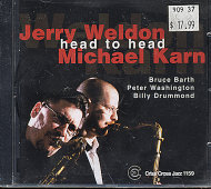 Jerry Weldon & Michael Karn CD