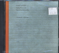 Keith Jarrett Trio CD