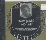 Jimmy Jones CD