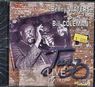 Benny Waters & Bill Coleman CD