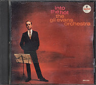 Gil Evans Orchestra CD