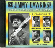 Jimmy Dawkins CD