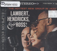 Lambert, Hendricks and Ross CD