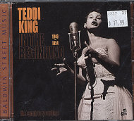 Teddi King CD