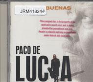 Paco de Lucia CD