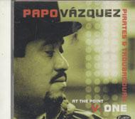 Papo Vazquez CD