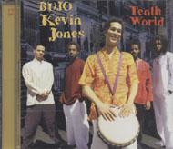 Bujo Kevin Jones CD