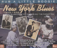 New York Blues: 1945-1956 CD