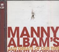 Manny Albam CD
