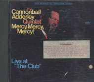 The Cannonball Adderley Quintet CD