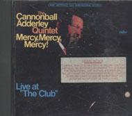 The Cannonball Adderley Quintet CD