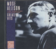 Mose Allison CD