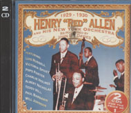 Henry Allen and His New York Orchestra CD