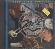 Bethlehem Sampler: Volume One CD