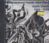 The Evergreen Classic Jazz Band CD