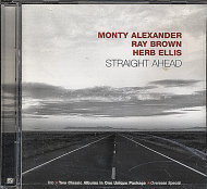 Monty Alexander / Ray Brown / Herb Ellis CD