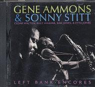 Gene Ammons & Sonny Stitt CD