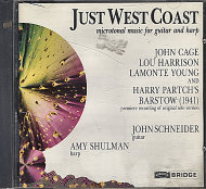 Cage / Harrison / Young / Partch CD