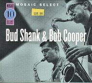 Bud Shank & Bob Cooper CD