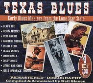 Texas Blues CD