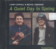 Larry Coryell & Michal Urbaniak CD